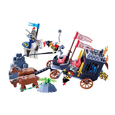 ENLIGHTEN Carros de Brinquedo Blocos de Construir Castelo Para Meninos Unisexo Dom