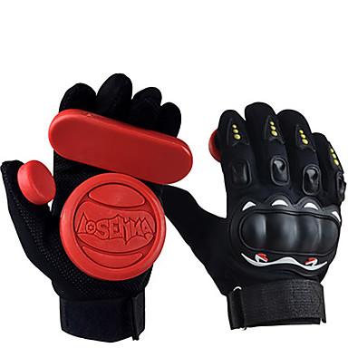 Sports Gloves Longboard Team Gloves Scratch-resistant Protective for Ice Skating Skating Inline Skates Skateboard Roller Skating Ice