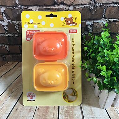 Moldes de bolos Uso Diário Plásticos Crianças Ferramenta baking