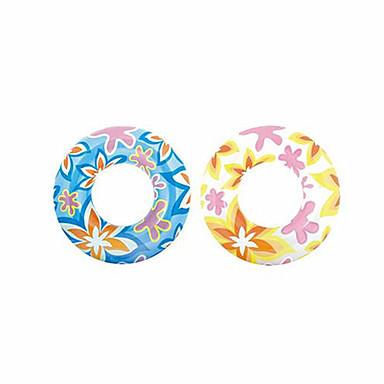 Boias de piscina infláveis Anéis de natação Brinquedos Brinquedos Circular Pato PVC Homens Mulheres Peças
