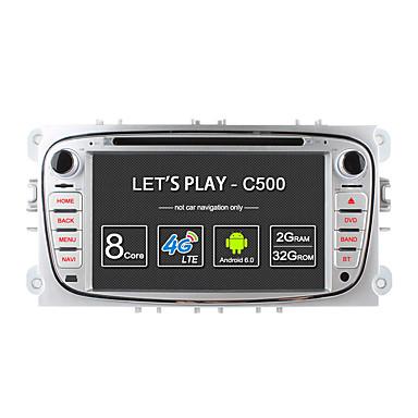 ownice C500 okta ydin 32GB rom 2gb ram android 6.0 GPS Navi radio Ford Focus Mondeo s-max Galaxy Tourneo Connect läpikulkukannatin 4G LTE