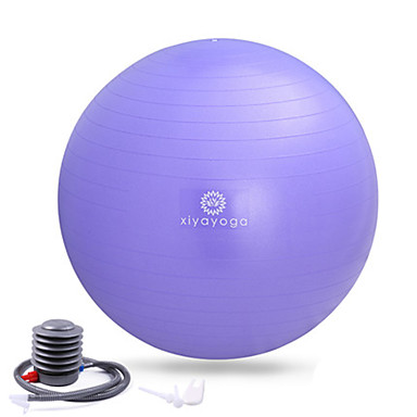 Exercise Ball Fitness Ball/Yoga Ball Yoga Relaxed Fit Life Durable PVC-