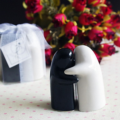 Wedding Party Special Occasion Anniversary Birthday Birthday Party Ceramic Practical Favors Kitchen Tools Romance - 2pcs