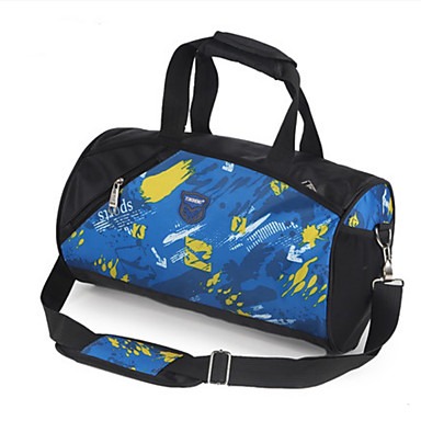Women Bags Oxford Cloth Travel Bag for Casual Sports Outdoor All Seasons Blue Black Red Purple