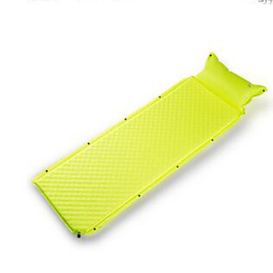 Sleeping Pad Keep Warm Dust Proof Thick Inflated Other Material Camping / Hiking Outdoor All Seasons