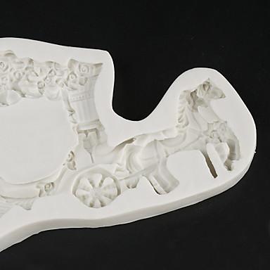 Bakeware eszközök Szilícium Gyermekek / Szabadság / Sütés eszköz Candy süteményformákba 1db