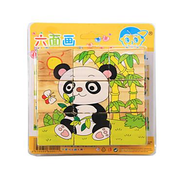 Klocki Zabawki 3D Niedźwiedź Zwierzę Animals Dla dzieci Prezent