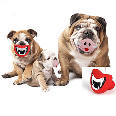 Dog Toy Pet Toys Chew Toy Lips Rubber For Pets
