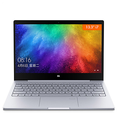 Xiaomi laptop notebook xiaomi air Fingerprint Sensor 13.3 inches LCD Intel i7 i7-7500U 8GB DDR4 256GB SSD MX150 2GB Windows10
