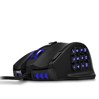 Mit Kabel Gaming Mouse Multifunktion 16400 , 12000 , 1000
