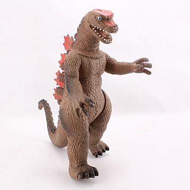 Állatok cselekvési számok Modeli i makete Fejlesztő játék Tyrannosaurus Dinoszaurus Állatok Gyaloglás Elektromos Műanyagok Gyermek Tini Fiú Lány Játékok Ajándék 1 pcs