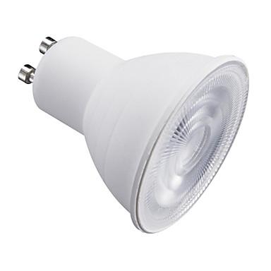 7 W 600 lm GU10 LED szpotlámpák MR16 6 led SMD 2835 Meleg fehér Hideg fehér 220 V