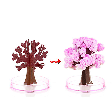 Educational Toy Plant Paper Unisex Kid's Gift