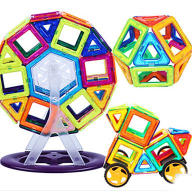 Mágneses blokk / Játékautók / Építőkockák Other Mágneses Fiú Ajándék