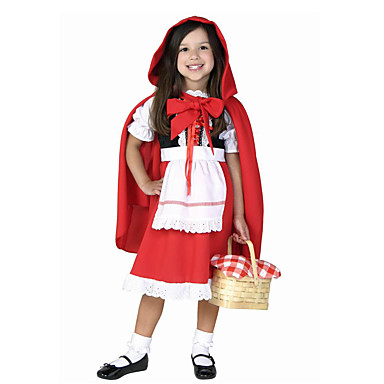 Märchen Cosplay Cosplay Kostüme Maskerade Mädchen Halloween Karneval Kindertag Fest/Feiertage Halloween Kostüme Andere Vintage