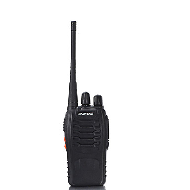 Walkie Talkie Handheld Low Battery Warning Power Saving Function VOX Busy Channel Lockout Monitoring 3KM-5KM 3KM-5KM 16 Walkie Talkie Two