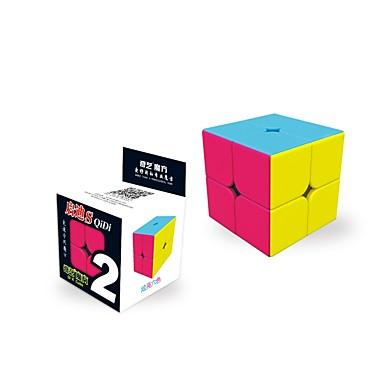Zauberwürfel Warrior 2*2*2 Glatte Geschwindigkeits-Würfel Magische Würfel Puzzle-Würfel ABS Quadratisch Geschenk