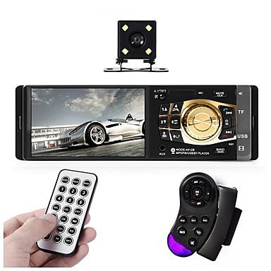 4,3 hüvelyk 2 Din 800 x 480 Egyéb Autó DVD lejátszó mert Univerzalno Bluetooth Hangerő szabályozás Tárolókapacitás Hangok Frekvencia