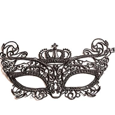 Halloween-Masken Party Neuheit Zum Gruseln Spitze Stücke Mädchen Erwachsene Geschenk
