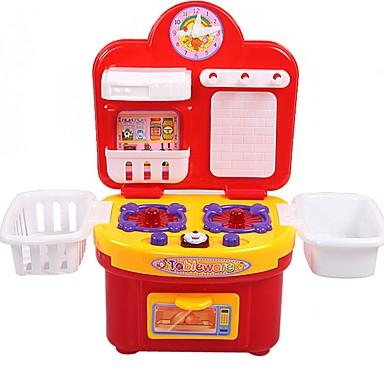 Játék konyha készletek / Étel / Szerepjátékok tettetés Műanyagok Gyermek Ajándék