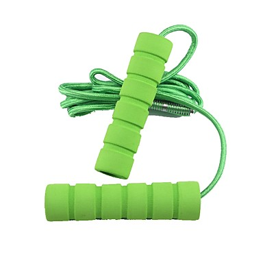 Springseil / Springseil Übung & Fitness Springen Langlebig Hilft beim Abnehmen Kunststoff