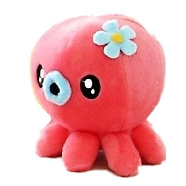 Plüschtiere Spielzeuge Fische Oktopus Baumwolle Kinder Unisex Stücke
