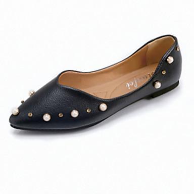 Damen Sandalen Komfort Sommer Gummi Walking Schnalle Block Ferse Schwarz Beige Unter 2,5 cm