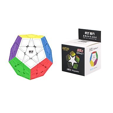 Rubik kocka QI YI Warrior Megaminx Sima Speed Cube Rubik-kocka Puzzle Cube Mások Ajándék Lány