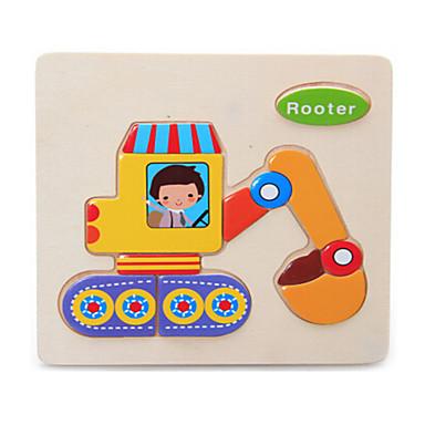 Holzpuzzle Spielzeuge LKW keine Angaben Stücke