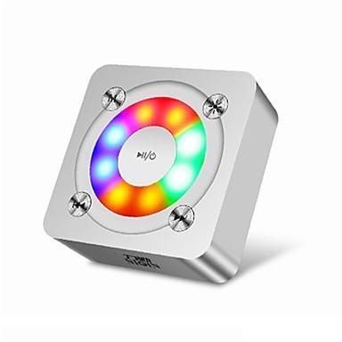 3 Bluetooth 4.0 Hordozható hangszóró Hangszóró Arany Ezüst