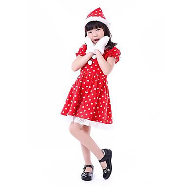 Piroska Szerepjáték Jelmezek / Álarcosbál Lány Karácsony / Farsang Fesztivál / ünnepek Mindszentek napi kösztümök Más / Régies (Vintage)