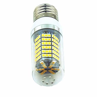 5 W 700 lm LED kukorica izzók T 138 LED gyöngyök SMD 2835 Meleg fehér / Fehér 220 V / 1 db.