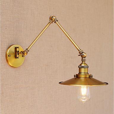 LED Country Retro Swing Arm Lights For Metal Wall Light 110-120V 220-240V 4W