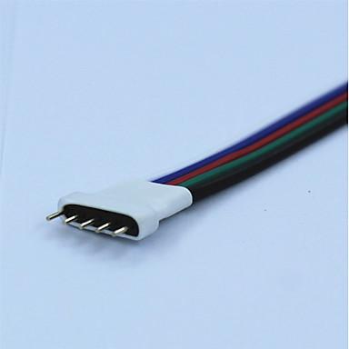 Elektromos kábel 220 V 1set Világítástechnikai tartozék 15 cm 1.2 cm 0.3 cm