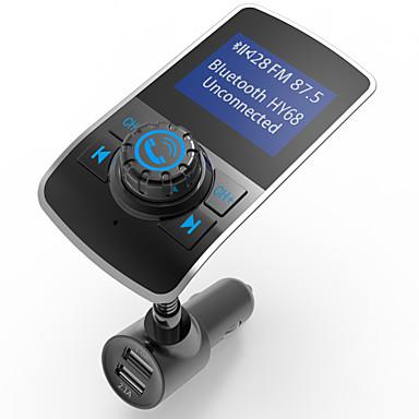 voordelige Automatisch Electronica-Automatisch HY68 V3.0 FM Zenders USB-poort Mp3-Speler