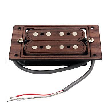 Professional Teile & Zubehör Elektrische Gitarren Holz Spaß Musikinstrumente Zubehör