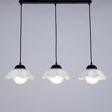 QINGMING® Ország Retro Csillárok Süllyesztett lámpa - Mini stílus A tervezők, 110-120 V 220-240 V Az izzó nem tartozék