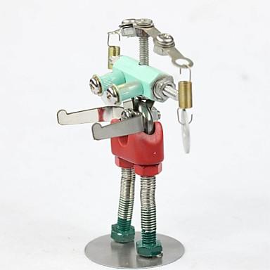 3D építőjátékok / Fém építőjátékok DIY Fémes Gyermek Fiú Ajándék