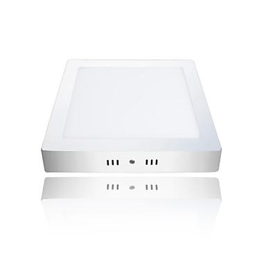 18W 90 LEDs LED Panel Lights Warm White Cold White AC85-265