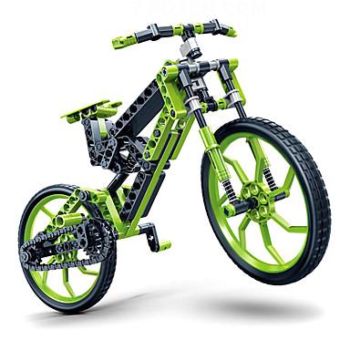Spielzeug-Autos Bausteine 3D - Puzzle Fahhrad Heimwerken Kunststoff 6 Jahre alt und höher 3-6 Jahre alt