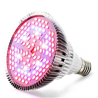4000-5000lm E27 Voksende lyspære 120 LED perler SMD 5730 Varm hvit UV Blå Rød 85-265V