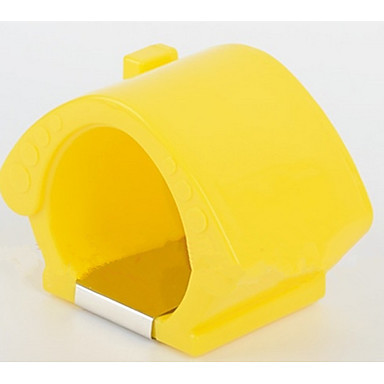 Nagetiere Hamster Silikon Aleación Betten Gelb Blau Rosa