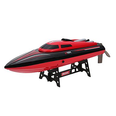 Barco Com CR H101 Lancha ABS 4 Canais KM / H