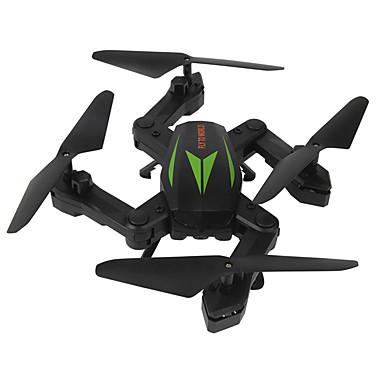billige Fjernstyrte quadcoptere og multirotorer-RC Drone F12 6CH 6 Akse 2.4G Fjernstyrt quadkopter LED Lys / En Tast For Retur / Feilsikker Fjernstyrt Quadkopter / Fjernkontroll /