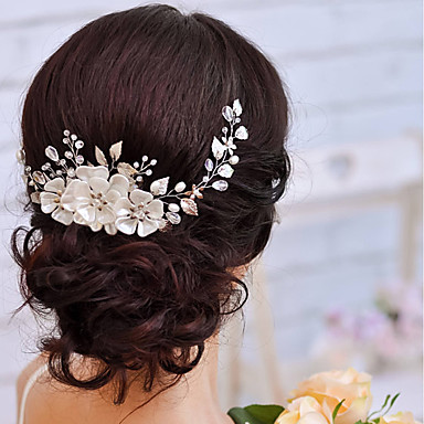 Alloy Headbands with 1 Wedding / Special Occasion / Birthday Headpiece
