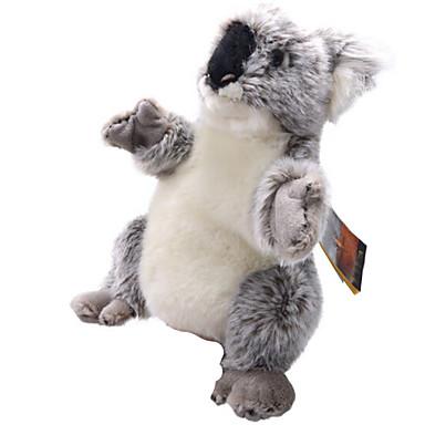 Állat Ujjbáb Punjene i plišane igračke Modeli i makete Kézzel készített élethű Állatok tettetés 100% pamut Tini Ajándék