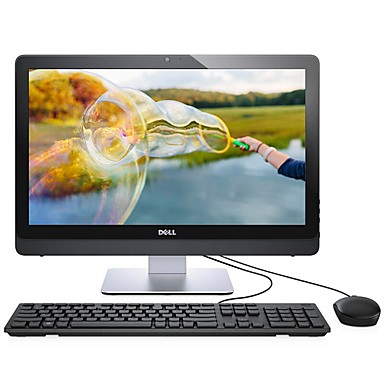 DELL All-In-One Desktop-Computer 21 Zoll 4GB RAM 1TB HDD Integrierte Graphiken