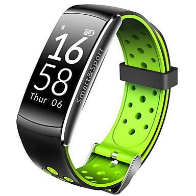 baratos Relógios Senhora-Relógio Esportivo / Relógio de Moda / Relógio Elegante para iOS / Android Monitor de Batimento Cardíaco / Tela de toque / Alarme / Calendário / Impermeável Cronómetro / Podômetro / Aviso de Chamada