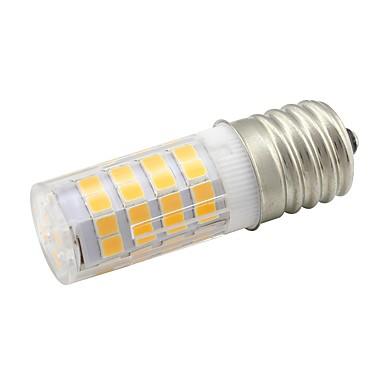 4W 360lm LED Mais-Birnen T 52 LED-Perlen SMD 2835 Warmes Weiß 110V