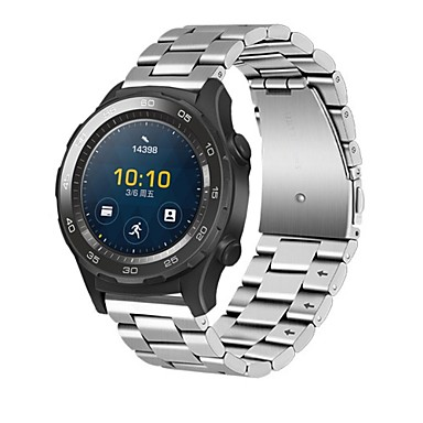Watch Band for Huawei Watch 2 Huawei Modern Buckle Stainless Steel Wrist Strap